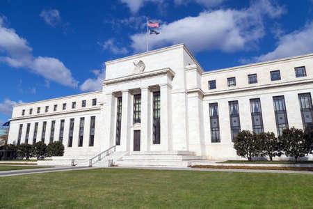 federal reserve: Washington, DC - US Federal Reserve headquarters building