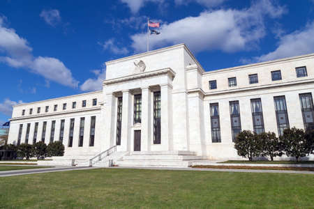 Washington, DC - US Federal Reserve headquarters building