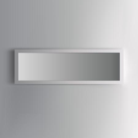 Decorative Shelf, Vector Illustration Vector