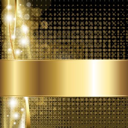 dorato: Sfondo di lusso oro