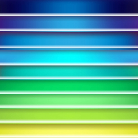 Color Background With Strips With Gradient Mesh, Vector Illustration  Vector