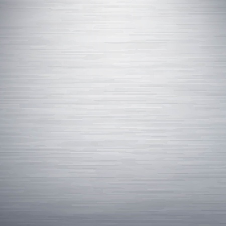 Texture Metallic With Gradient Mesh, Vector Illustration Vettoriali