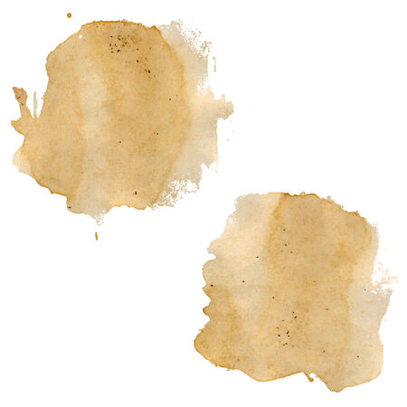 coffee stain: Coffee Stains Collection, Vector Illustration