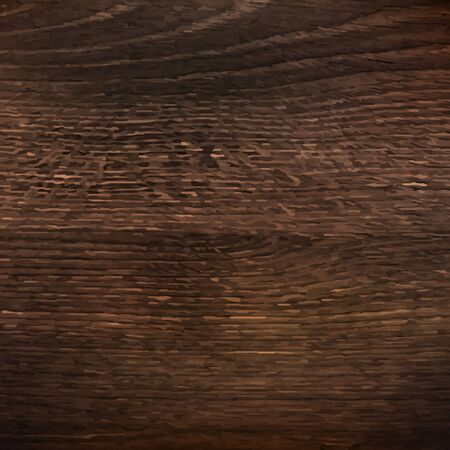 wooden vector mesh: Dark Wooden Texture With Gradient Mesh, Vector Illustration