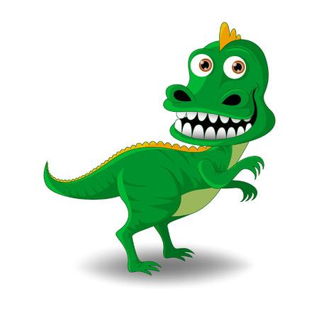 dinosaurus: Cute Dinosaurus