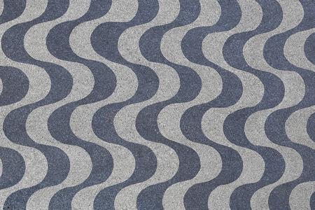 Pavement pattern in Lisbon