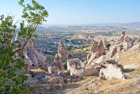 cappadocia: Valley at Cappadocia Turkey Goreme