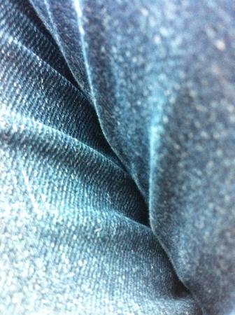 denim jeans: Dark blue jeans