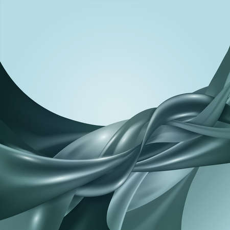Metallic color abstract design background satin smooth texture. vector illustration.