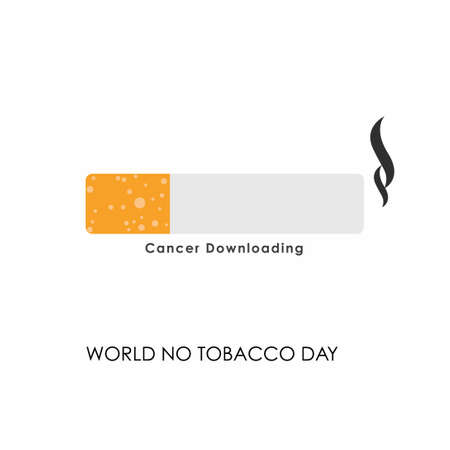 World No Tobacco day, cancer downloading