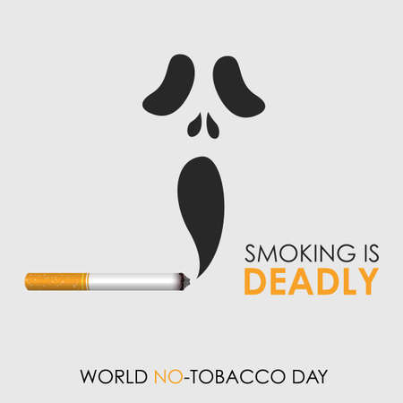 World No Tobacco Day, Ghost Smoke