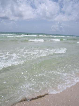 shore: ocean shore Stock Photo