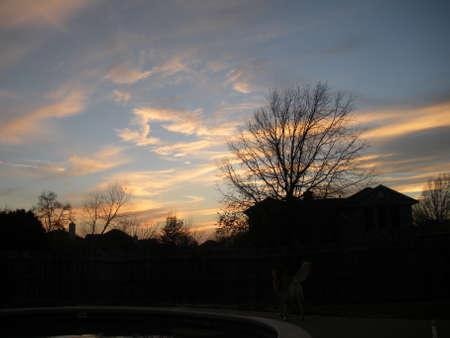 Sunset Reklamní fotografie - 52668423