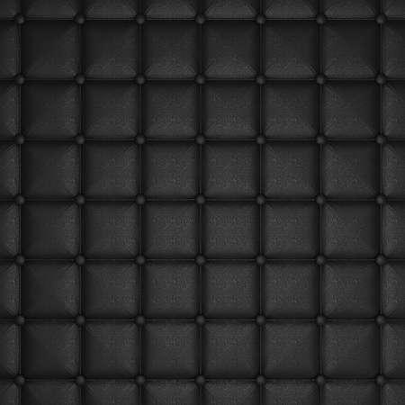 Dark Leather Background High resolution. 3D image