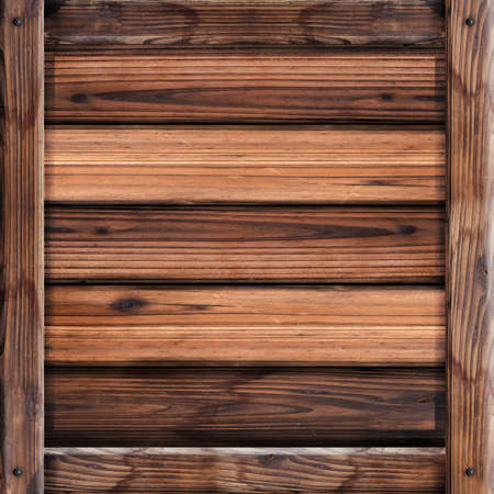 wooden box background High resolution Stock Photo