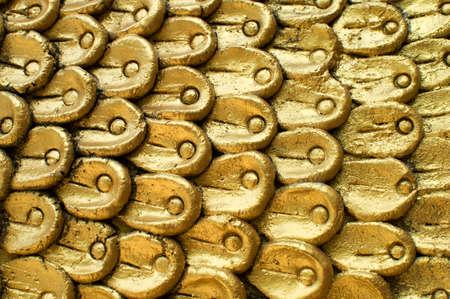 dragon scales pattern photo