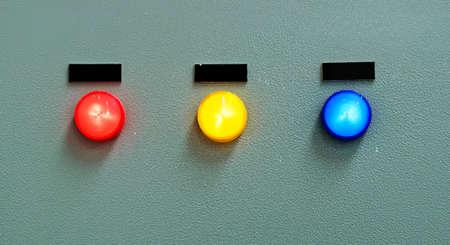 tablero de control: El panel de control de incendios