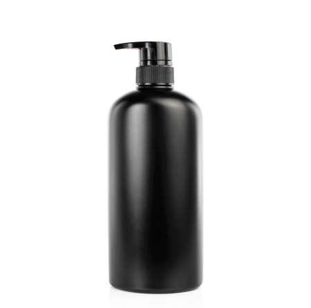 black pump bottle Фото со стока