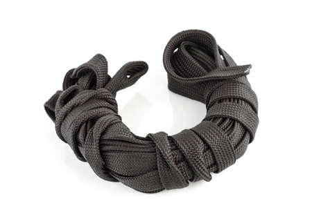 solver: coil of black rope