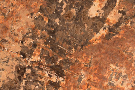rust metal: Abstract textured rust metal surface background