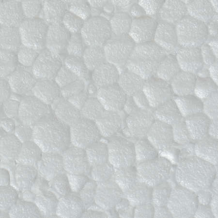 synthetically: polystyrene foam texture or background