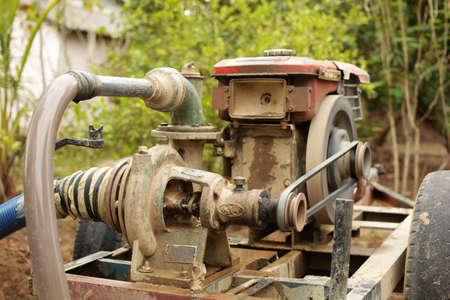 diesel: water pumps diesel engine
