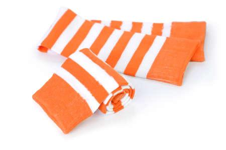 wristbands: armbands isolated on white background Stock Photo