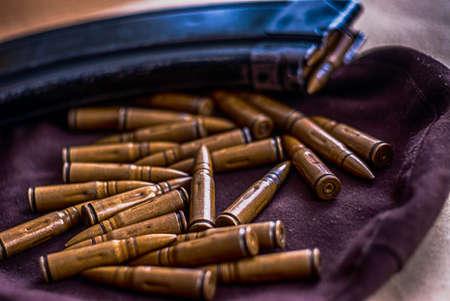 ammunition: ammunition