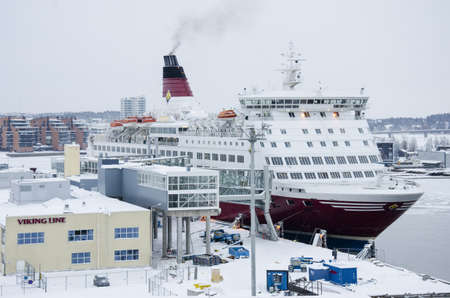 Viking Line - MS Isabella - Shipping - Passenger\ transportation - Editorial Use Only\