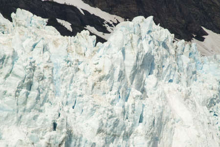 disenchantment: Alaska Travel Destination National Park Glacier