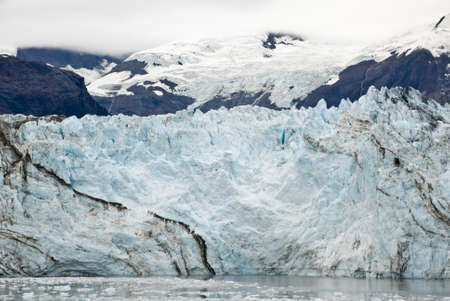 USA Alaska, Glacier Bay National Park and Preserve, UNESCO - World Heritage site- World Biosphere Reserve, Johns Hopkins Glacier, Travel destination, Alaska Cruise