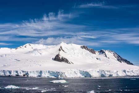 antarctic peninsula: Antarctica - Antarctic Peninsula - Palmer Archipelago - Neumayer Channel - Global warming - Fairytale landscape