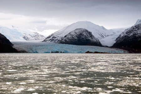 Chile - South Patagonia - Amalia Glacier - Skua Glacier - Bernardo O Higgins National Park