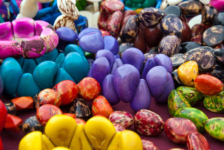 artisanry: Tagua Jewelry - Vegetable Ivory Jewelry - Tagua Nuts From South America - Ecological Bracelets