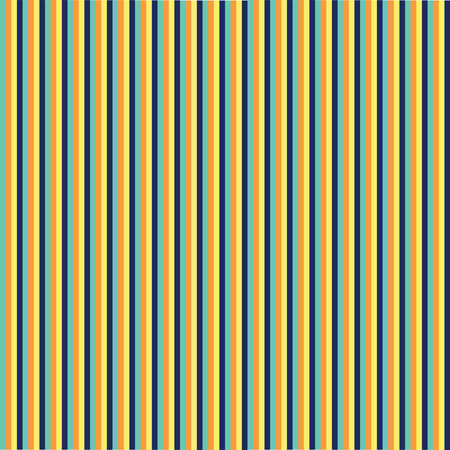 navy blue background: Background With Regular Striped Texture -Cyan - Orange - Yellow - Navy Blue