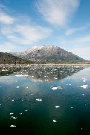 sarmiento: South America - Patagonia - The Inside Passage Of The Chilean Fjords
