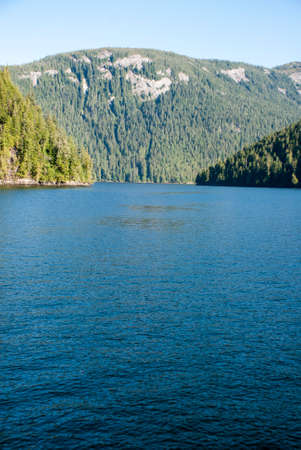 wilderness area: Misty Fiords National Monument (or Misty Fjords National Monument) is a national monument and wilderness area administered by the U.S. Forest Service as part of the Tongass National Forest.