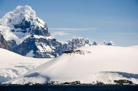 Antarctica - Antarctic Peninsula - Palmer Archipelago - Neumayer Channel - Global warming - Fairytale landscape