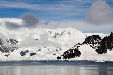 desert ecosystem: Antarctica - Antarctic Peninsula - Palmer Archipelago - Neumayer Channel - Global warming - Fairytale landscape