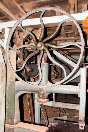 Inside an old Cart Factory -Fabrica de Carretas Eloy Alfaro - Costa Rica