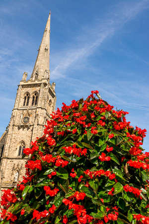 St Nicholas' Church, commonly known as St Nic's, is a Church of England place of worship located on Durham marketplace - United Kingdom