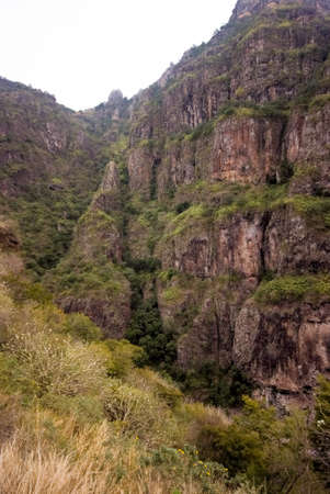 The Copper Canyon in Sierra Madre, Chihuahua State, Mexico, South America Reklamní fotografie