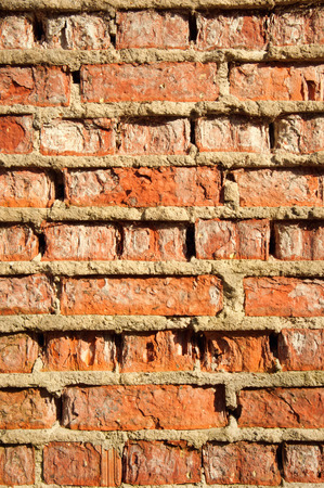 brick texture: The image of brick texture