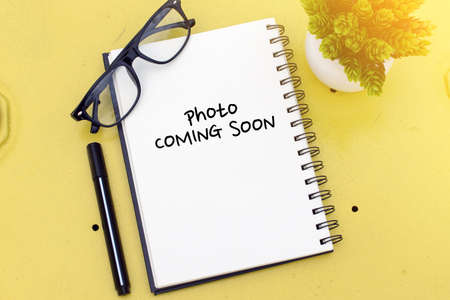 Photo coming soon Stock Photo