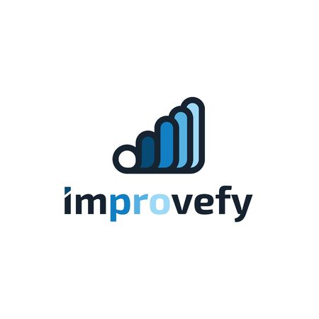 Improvefy logo design template