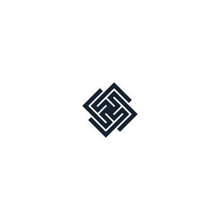 Initials letters F  design vectors elegant, luxurious, gold colors V.7 Illusztráció