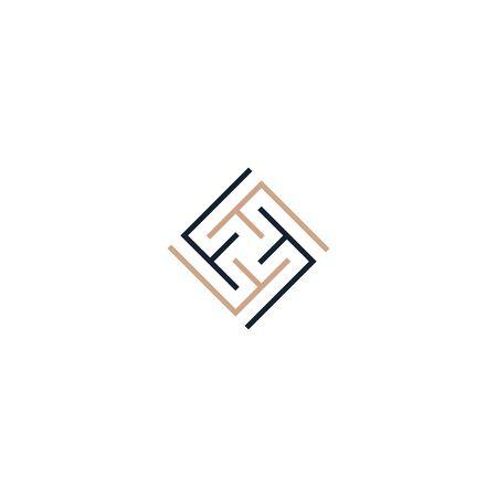 Initials letters F   design vectors elegant, luxurious, gold colors V.9 Illusztráció