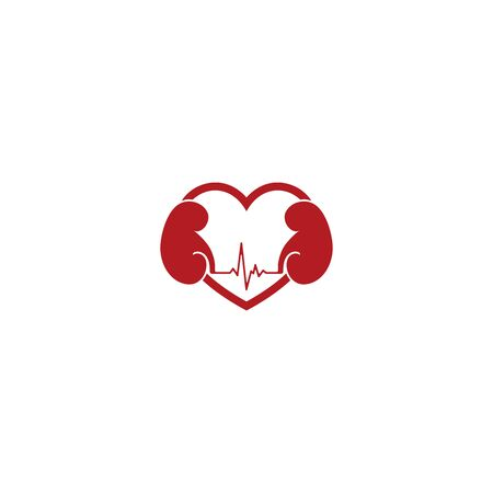 The symbol love for the kidneys