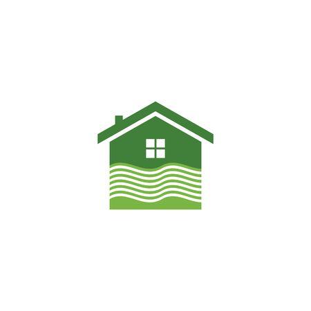 House logo design vector simple unique
