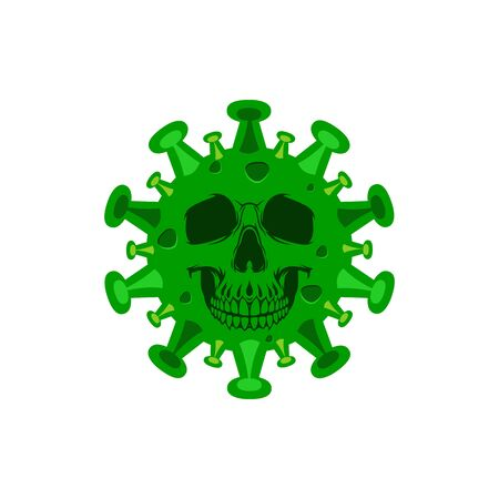 Coronavirus icon vector design concept